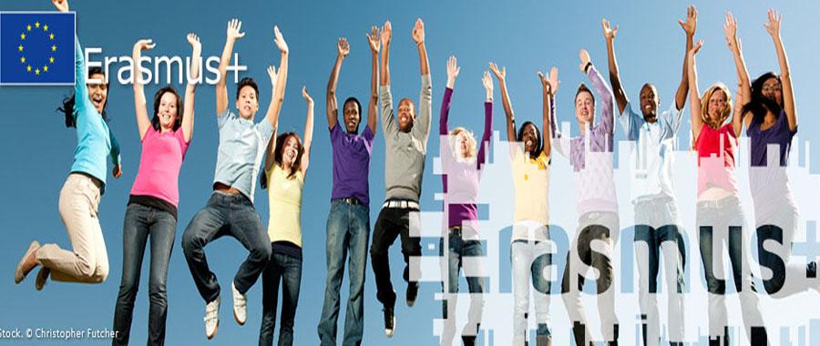 Izmantojiet programmas ERASMUS+ piedāvātās iespējas !